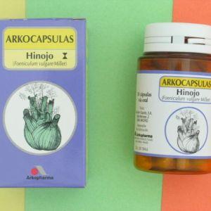 Arkocápsulas hinojo (300 mg 50 cápsulas)