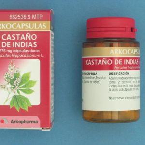 Arkocápsulas castaño de indias (275 mg 48 cápsulas)