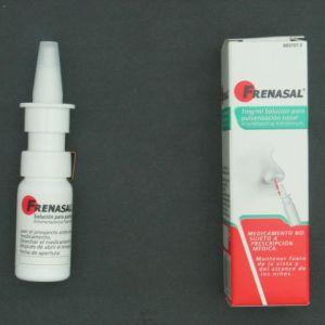 Frenasal (0.1% nebulizador nasal 10 ml)