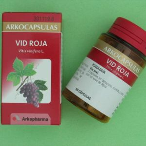 Arkocápsulas vid roja (270 mg 50 cápsulas)