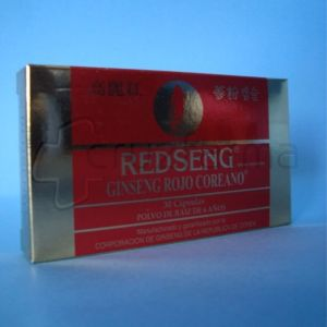 Redseng (300 mg 30 capsulas)