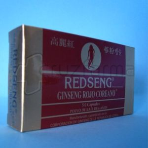 Redseng (300 mg 50 capsulas)
