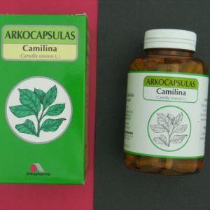Arkocápsulas camilina (300 mg 200 cápsulas)