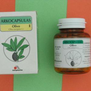 Arkocápsulas olivo (210 mg 100 cápsulas)