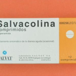 Salvacolina (2 mg 12 comprimidos)
