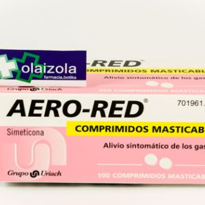 Aero red (40 mg 100 comprimidos masticables)