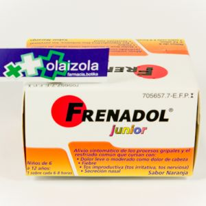 Frenadol junior (10 sobres)