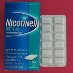 Nicotinell cool mint (4 mg 96 chicles medicamentosos)