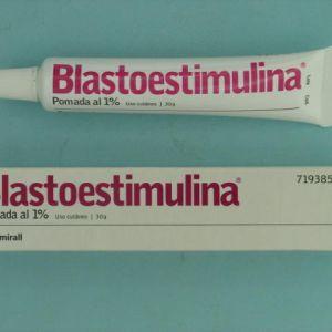 Blastoestimulina topica (pomada 30 g)