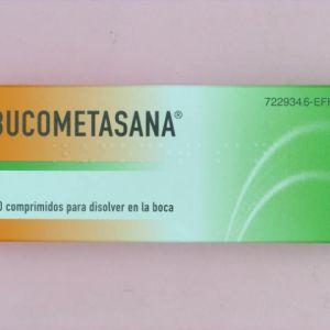 Bucometasana (20 comprimidos para chupar)