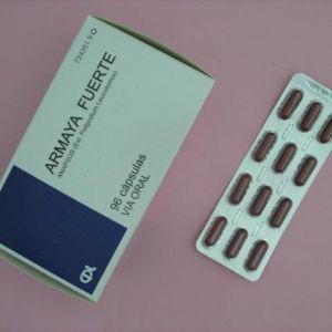 Armaya fuerte (120 mg 96 cápsulas)