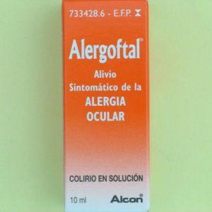 Alergoftal (0.5/0.025% colirio 1 frasco solucion 10 ml)