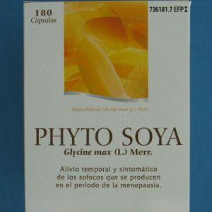 Phyto soya (175 mg 180 capsulas)