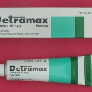 Detramax (pomada 30 g)