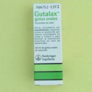 Dulcolaxo picosulfato (7.5 mg/ml gotas orales solucion 30 ml)