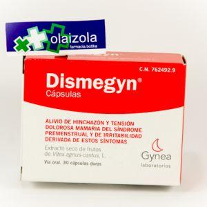 Dismegyn (4 mg 30 capsulas)