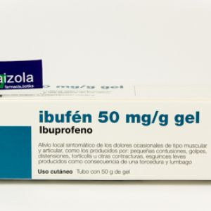 Ibufen topico (5% gel topico 50 g)