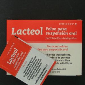 Lacteol (10 sobres polvo)