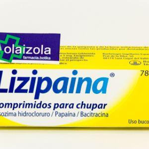 Lizipaina (20 comprimidos para chupar)