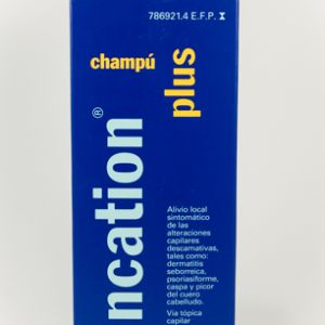 Zincation plus (champu 200 ml)