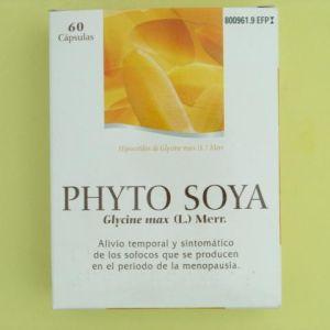 Phyto soya (175 mg 60 capsulas)