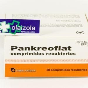 Pankreoflat (50 grageas)