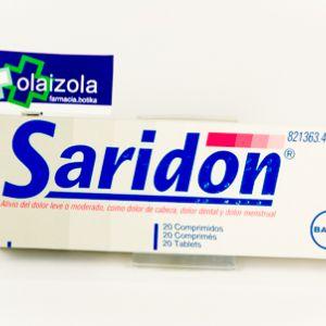 Saridon (20 comprimidos)
