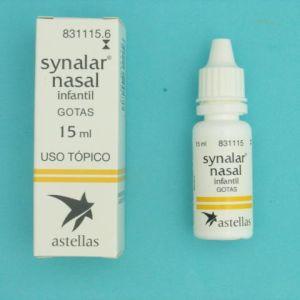 Synalar nasal infantil (gotas nasales 1 frasco solucion 15 ml)