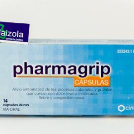 Pharmagrip (14 capsulas)