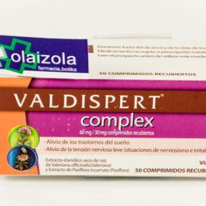 Valdispert complex (50 comprimidos)