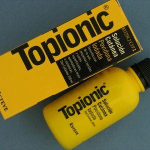 Topionic (10% solucion topica 100 ml)