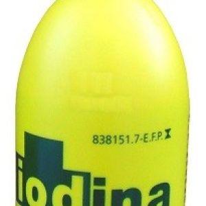 Iodina (10% solucion topica 125 ml)