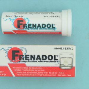 Frenadol (10 comprimidos efervescentes)