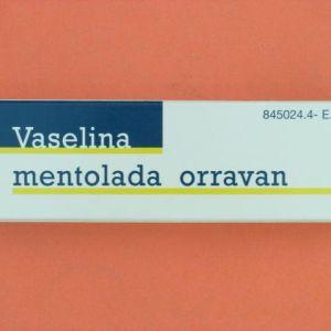 Vaselina mentolada orravan (pomada 13 g)
