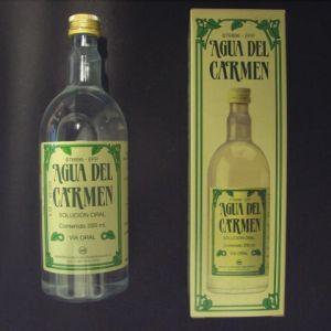 Agua del carmen (solucion oral 200 ml)