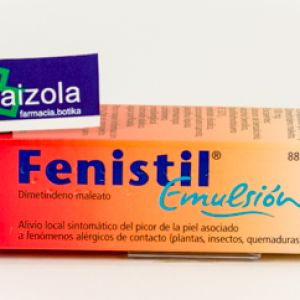 Fenistil emulsion (emulsion topica roll-on 8 ml)
