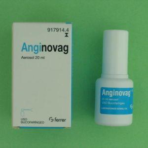 Anginovag (aerosol topico 20 ml)