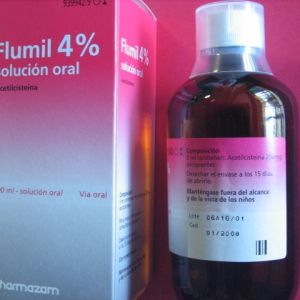 Flumil (200 mg/5 ml solucion oral 200 ml)