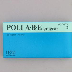 Poli abe (30 grageas)