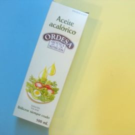 Aceite acalorico ordesa (solucion oral 500 ml)