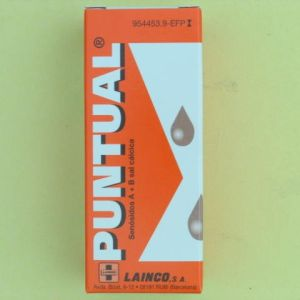 Puntual (30 mg/ml gotas orales solucion 15 ml)