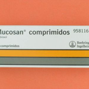 Mucosan (30 mg 20 comprimidos)