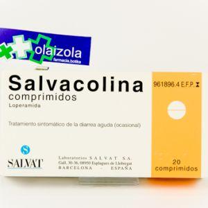 Salvacolina (2 mg 20 comprimidos)