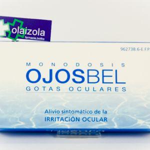 Ojosbel (colirio 10 monodosis solucion 0.5 ml)