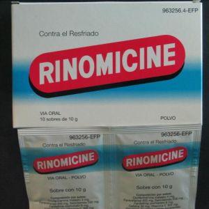 Rinomicine sobres (10 sobres)