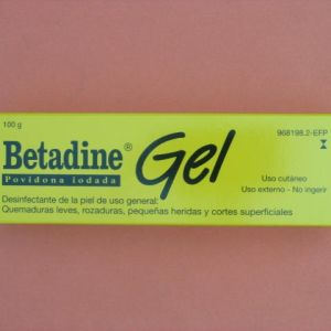 Betadine (10% gel topico 100 g)