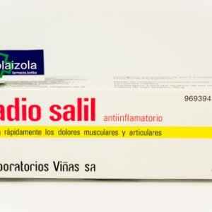 Radio salil (crema 60 g)
