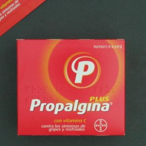 Propalgina plus (10 sobres)