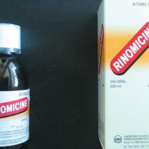 Rinomicine jarabe (jarabe 200 ml)