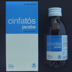 Cinfatos (10 mg/5 ml jarabe 125 ml)